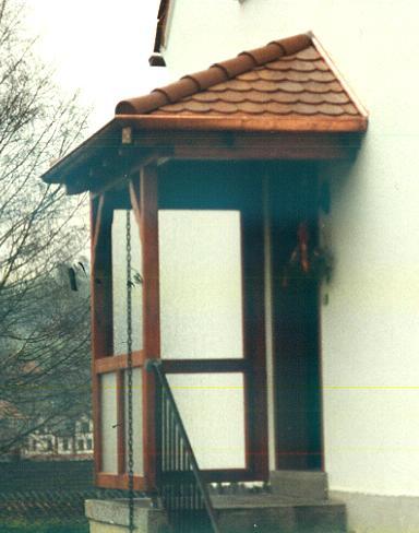 Vordach Haust Rvordach