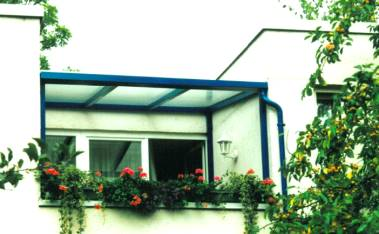 Pergola Und Terrassen Berdachung